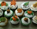 Eggless Chocolate cupcakes for halloween
