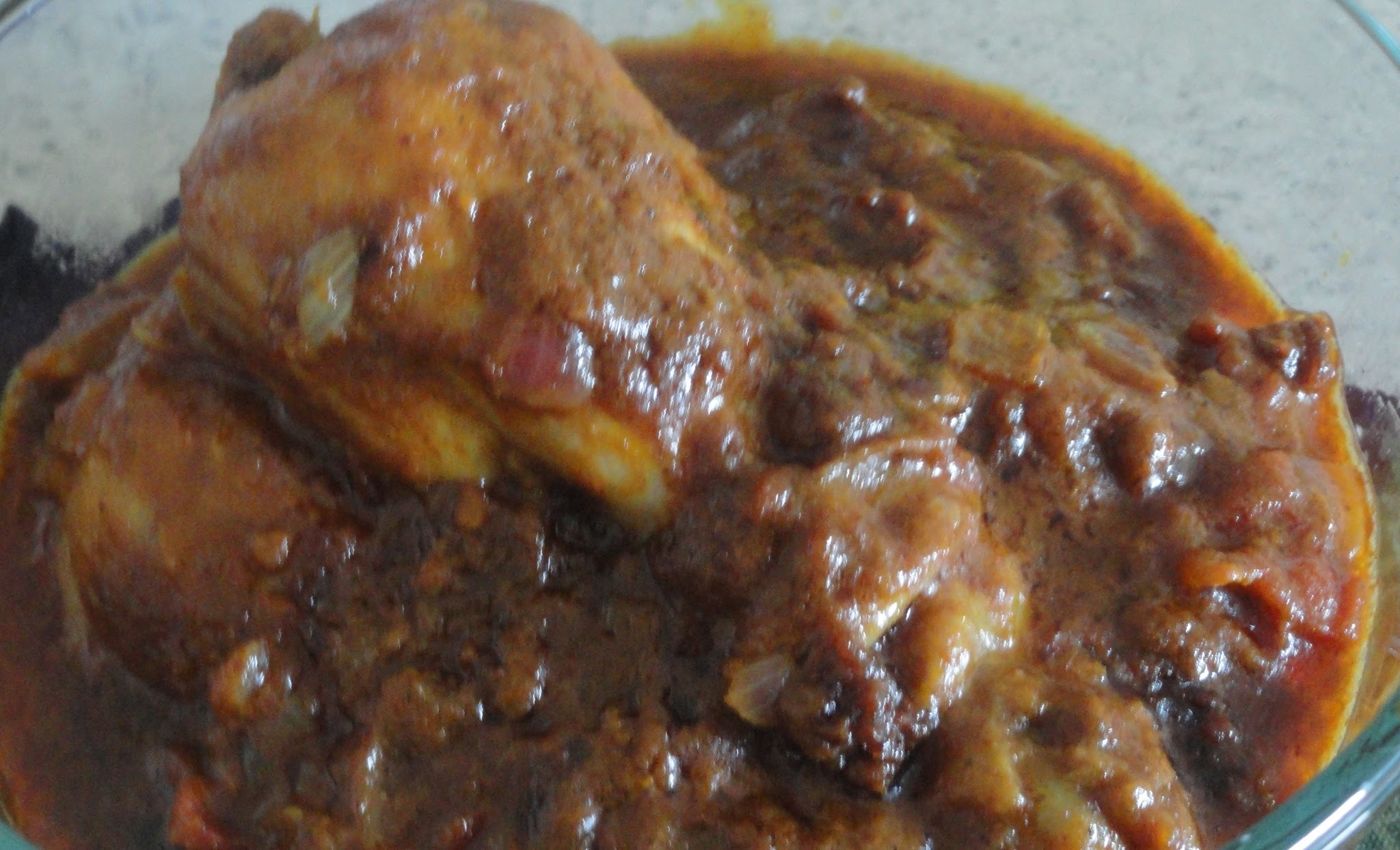 Chicken Drumstick Curry