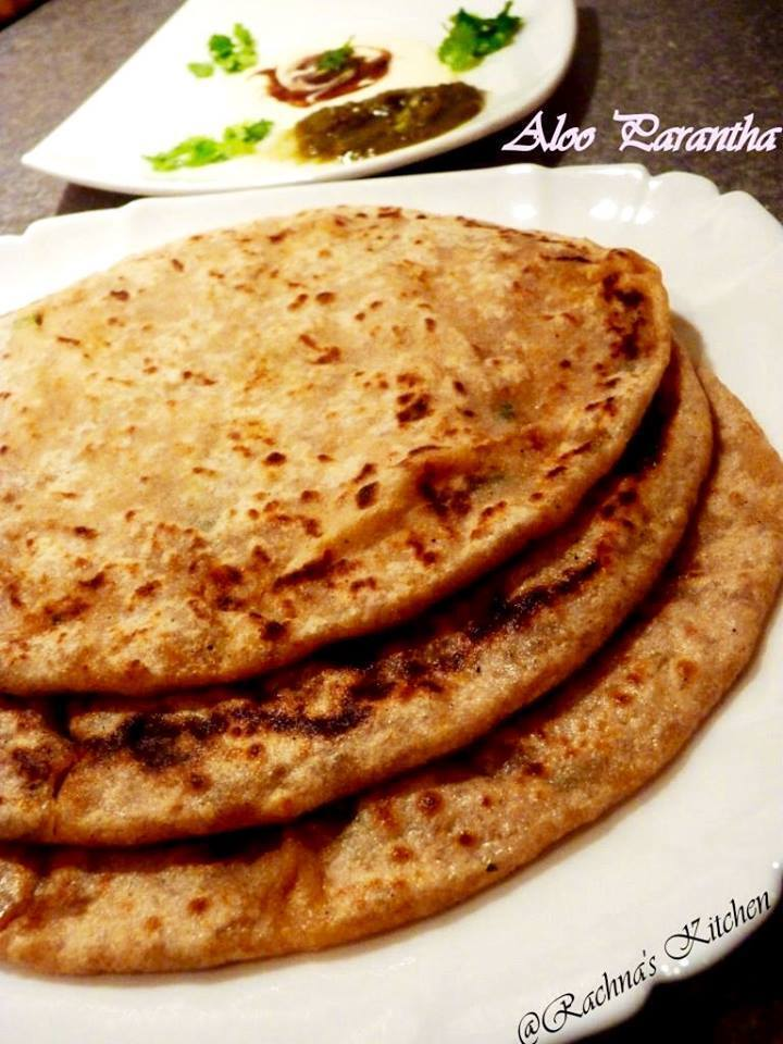 Aloo Paratha Recipe|Potato Stuffed Indian Flat Bread