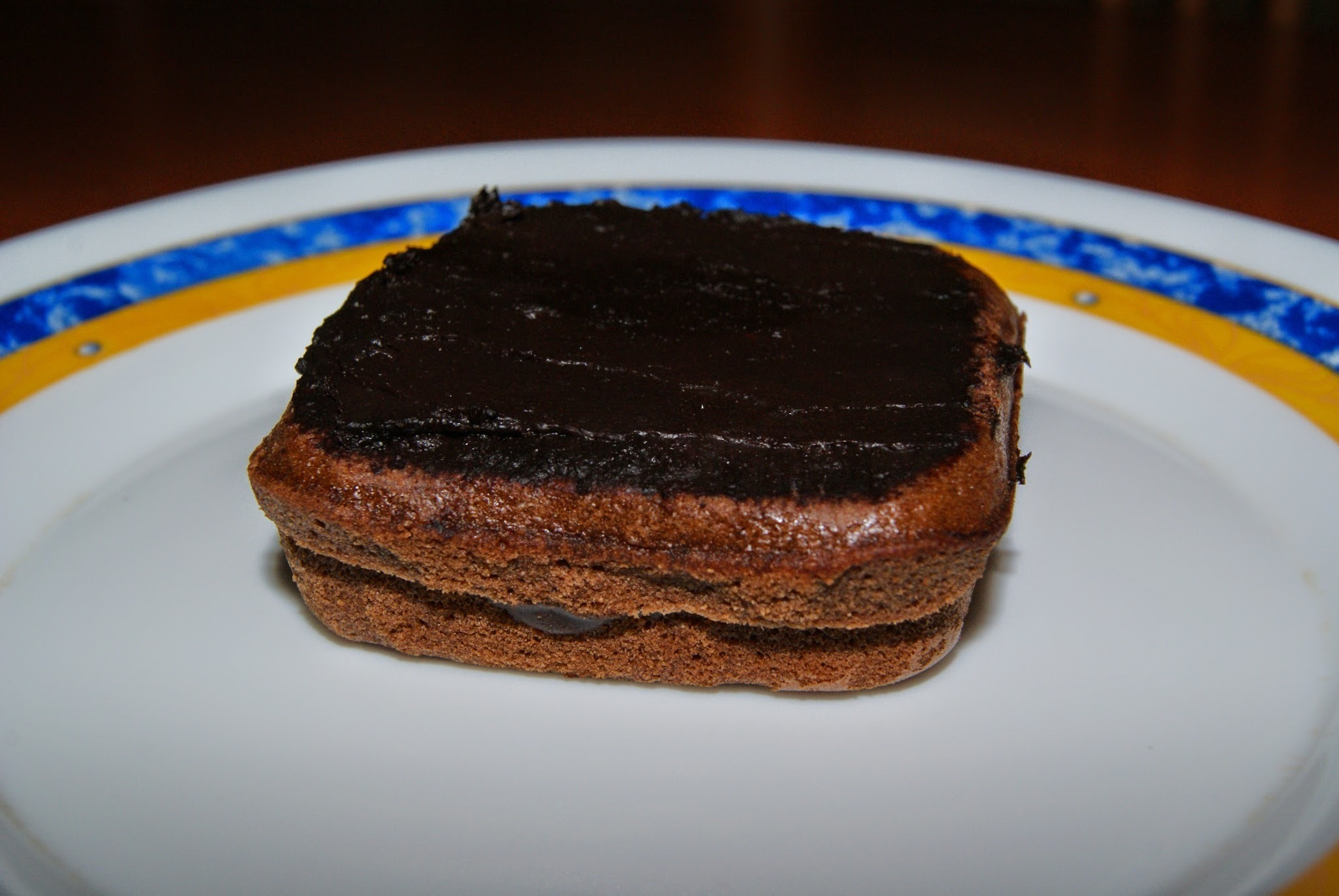 Pastelitos Sacher