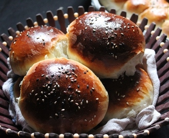 Brioche Buns Recipe / Braided Brioche Recipe