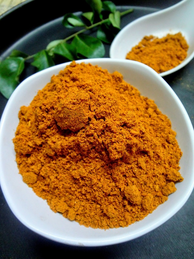 Curry Masala powder for Poriyals and dry sabjis