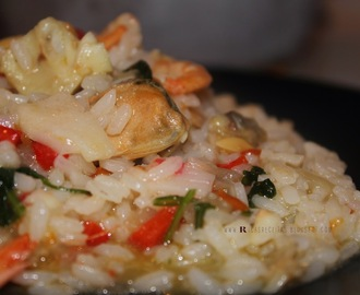 Arroz de Marisco | Seafood Rice