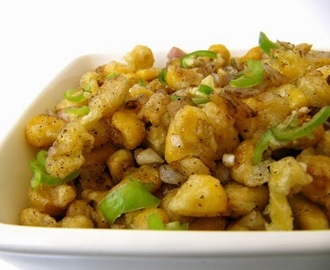 How To Make Chinese Crispy Corns (Recipe Of Crispy Corn)
