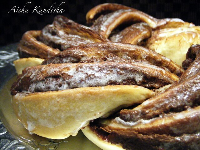 NUTELLA'S ESTONIAN KRINGLE