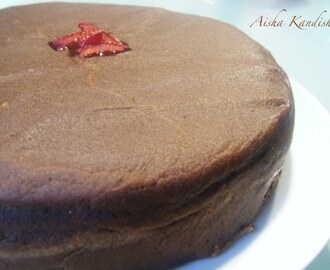 COKE CAKE (PASTEL DE CHOCOLATE Y COCACOLA)