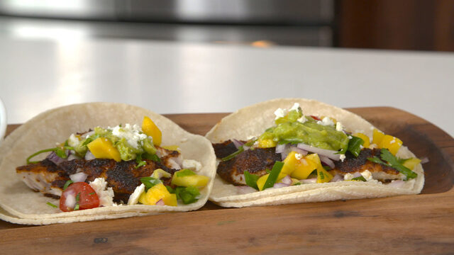 Blackened Fish Tacos Recipes