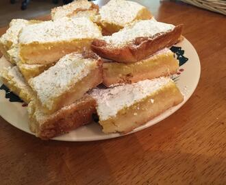 Dessert in a Flash – You'll Love These Lemon Squares