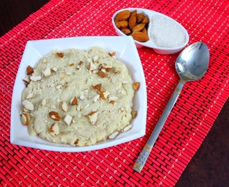 Badam Halwa ~ Rajasthan Special | How to Make Badam Halwa | Indian Cooking Challenge - November