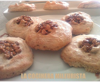 Galletas de Almendras con licor de Amaretto