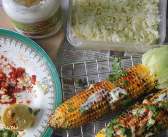 Corn on the Cob...Mexican Style
