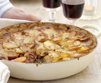 Lamb Hotpot with Celeriac and Potato