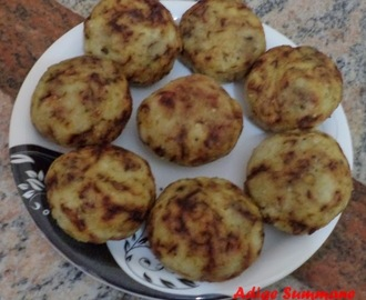 Rice dumpling/Steamed rice balls