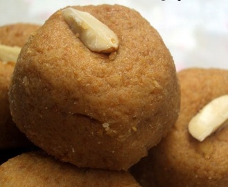 Recipe of Magaj Ladoos, Recipe of Besan Ladoo | How to Make Magaj Ladoos