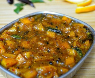 Orange peel recipe - Orange Peel Pachadi | How To Make Orange Peel Pickle or Thokku