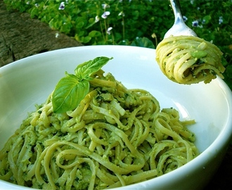 Chef Chloe's Avocado Pesto Recipe