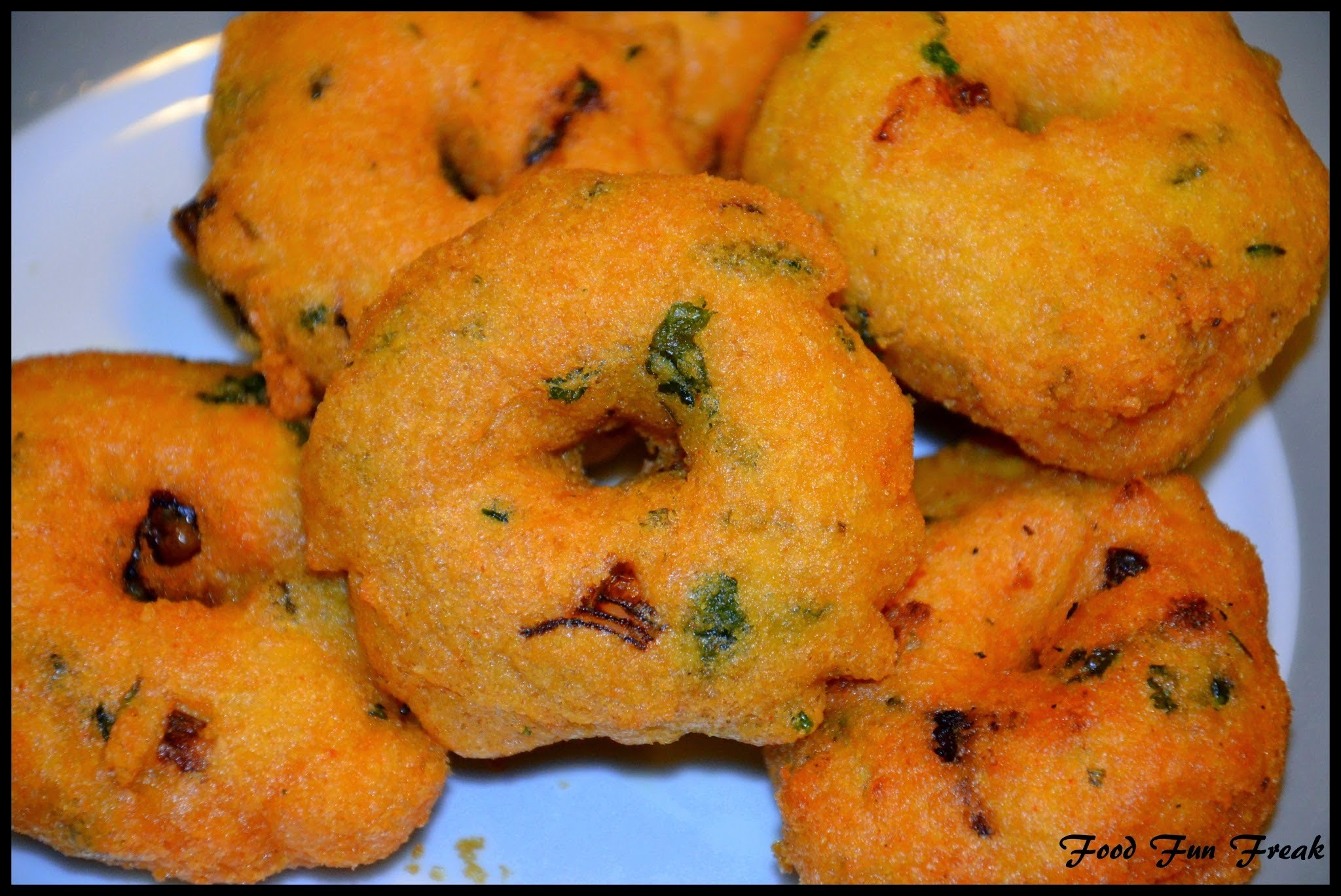 Medu Vada or Urad Dal Vada- Authentic recipe