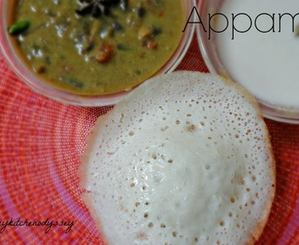 Appam Recipe/Appam