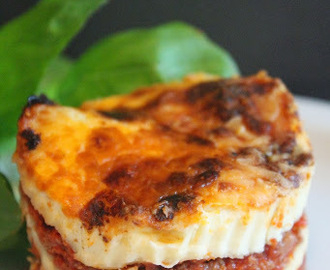 LASAGNE AL FORNO EAT YOURSELF SLIM