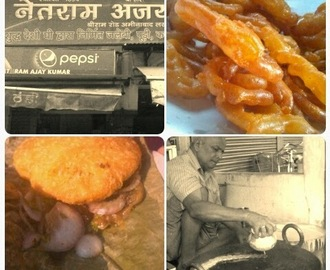 Exploring Lucknow's Vegetarian Side