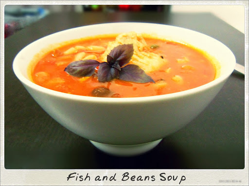 Comfort Food: Fish and Beans Soup | You've Got Meal!