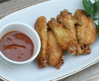 RECEPT: knapperige fried chicken wings - This Girl Can Cook