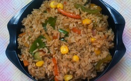 Fried Rice Nd Pulav