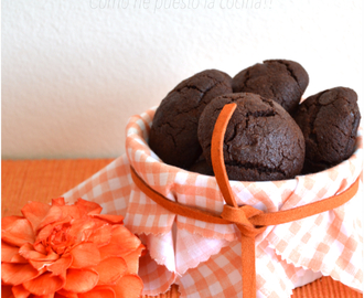 GALLETAS DE CHOCOLATE DE NIGELLA LAWSON  (Tradicional y Thermomix)