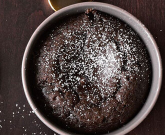 Molten Chocolate Pudding Cakes