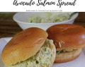 Avocado Salmon Spread