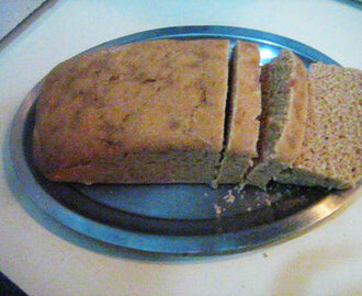 Simple and Easy Home Made Bread In Microwave In 5 Minutes