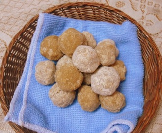 Wheat Flour Balls | Easy sweet recipe