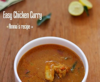 Be My Guest - Easy Chicken Curry