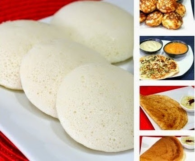 6-in-1 Breakfast Batter (Idli/Steam Dosa/Dosa/Ponganalu/Uttapam/Punugulu)