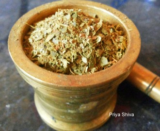 Chai Masala Powder