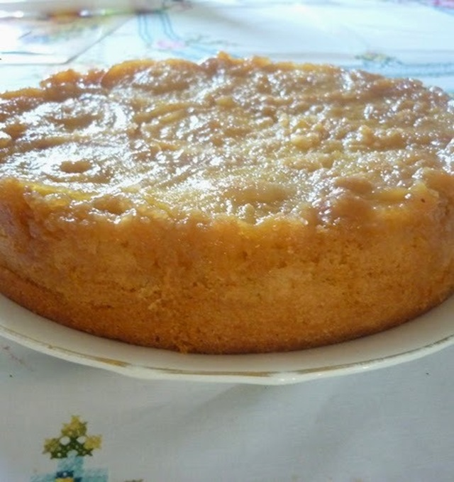 KITCHEN FAIR/PASTEL DE MANZANA