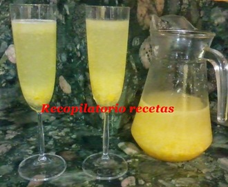 Coctel Hawai en thermomix