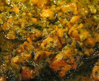 Malai Methi Chicken