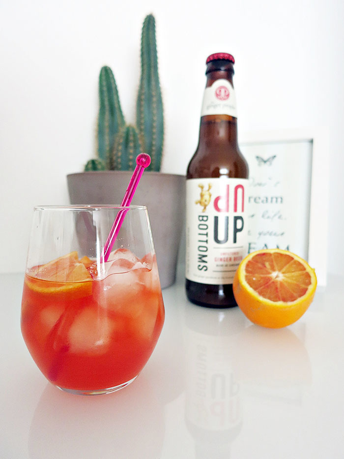 Aperol Spicy Ginger