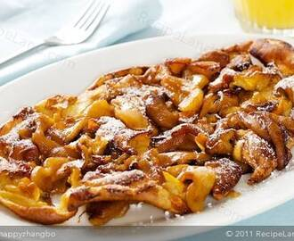 Favorite German Apple Pancake