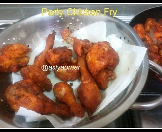 Party Chicken Fry