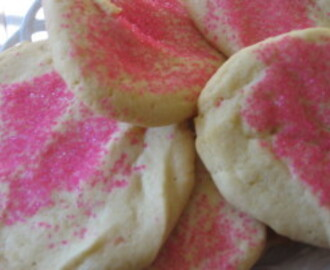 Best Darn Sugar Cookies Ever