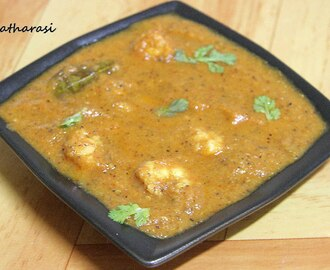 Prawn Gravy - Chettinad style and Awards