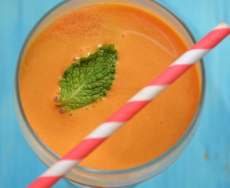 Caribbean Carrot Punch