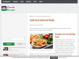 www.lunchrecept.nl