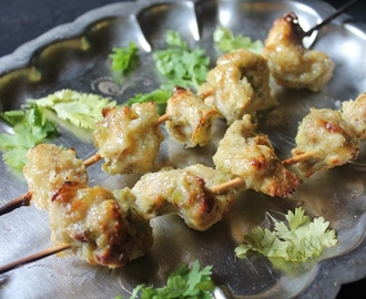 Murg Malai Kabab Recipe / Chicken Reshmi Kabab Recipe