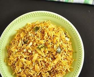 Cabbage Masala Rice