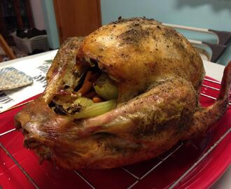 Perfect Turkey in an Electric Roaster Oven