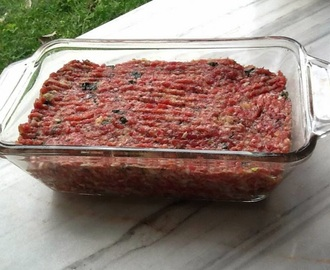 PAN DE CARNE (MEAT LOAF)