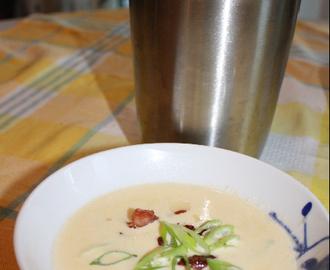 Sellerirotsuppe med bacon